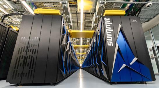 一路向AI:美国超级计算机重夺世界头名