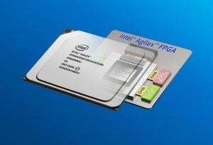英特��出�首批10�{米Agilex FPGA
