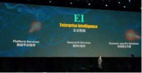 华为云企业智能EI基础平台全系列服务重磅上线