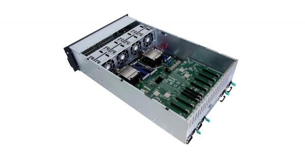 加速深度计算时代:杰和8GPU服务器