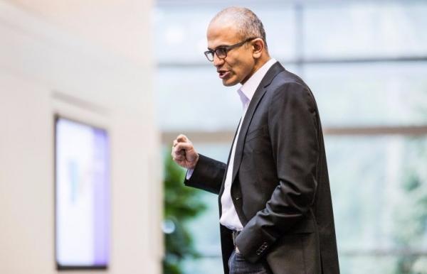 微软发布第二季度财报 商用云和智能云业务再次表现强劲