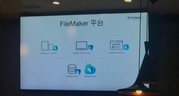 """让APP开发就像""""堆积木""""一样简单,FileMaker"""