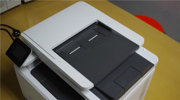 惠普M280nw激光打印机体验评测:不仅小巧,还擅长全能打印