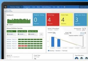 微�重新定位了Visual Studio Team Services,并�⑵渲匦旅�名��Azure DevOps