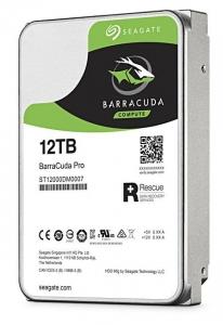 希捷公司发布NAS类12 TB磁盘驱动器 旨在承载大规模数据