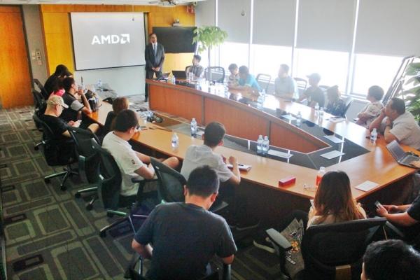 专业图形的演变 AMD召开专业显卡媒体沟通会