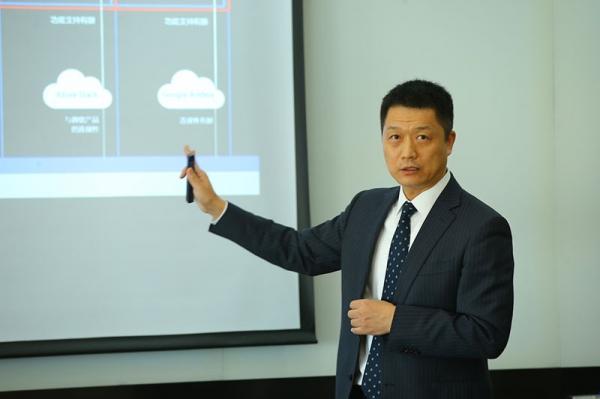 加速云原生落地 IBM携手神州数码启动Cloud Paks产品
