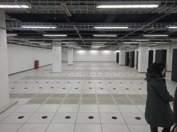 数据中心——人工智能背后的数据支撑