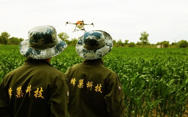 """蜂巢科技A轮融资6200万,工业级无人机在寒冬中""""起飞"""""""