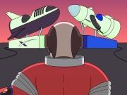 亿万富翁之间的太空之战