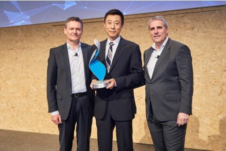 ThoughtWorks荣获戴姆勒2017年度供应商大奖