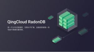 青云QingCloud金融�分布式�����RadonDB 承�d企�IPB�核心���