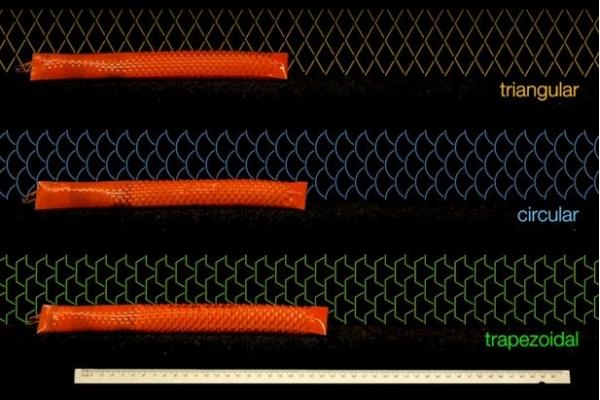 """哈佛研发出蛇形柔性机器人,复杂地面无脚行走关键在""""人工皮肤"""""""