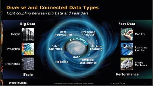 西部数据公司将全力开发RISC-V处理器,以期构建超级数据协议堆栈