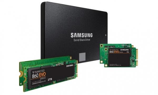 三星固态硬盘860PRO|EVO 强势登陆