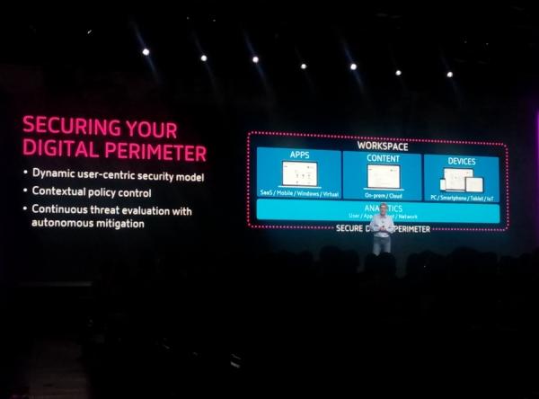 打造跨设备的统一安全数字工作空间 Citrix Synergy 2018展示众多创新成果