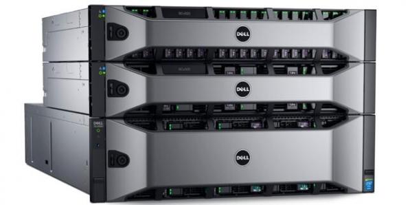 戴尔SC系列入门级中端存储引入全方位的企业级功能
