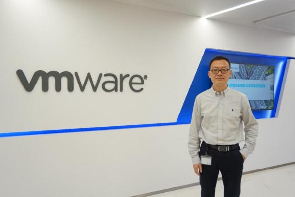 VMware大中华区高级产品经理傅纯一
