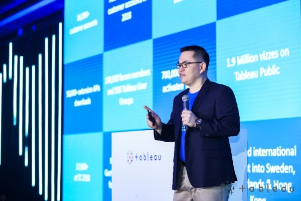 2019 Tableau年度Data Day Out数据峰会:中国企业如何构建数据驱动文化