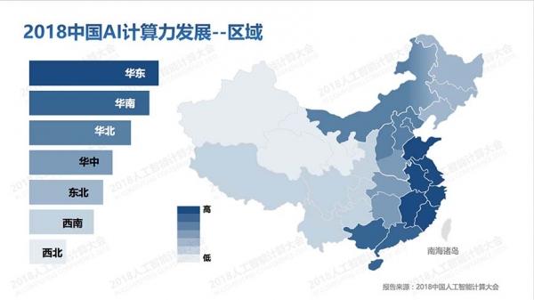 《2018中国88304计算力发展报告》发布:88304计算投入TOP 10城市出炉
