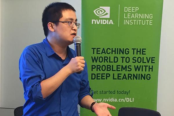 不会写代码也能上的深度学习课,NVIDIA DLI瞄向的是AI人才缺口问题