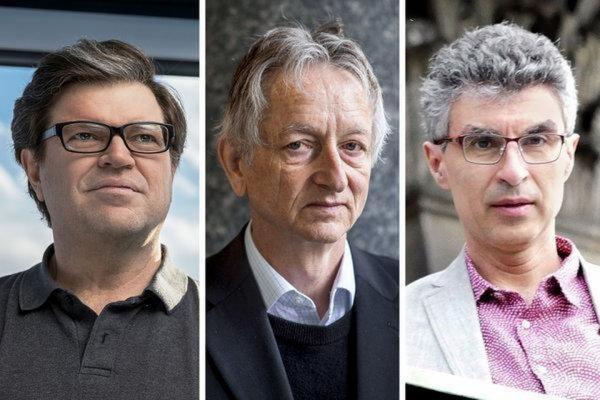 图灵奖得主公布,百万美元奖金被授予三位AI先锋