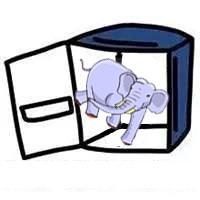 把大象装进冰箱需要几步?戴尔易安信说话了