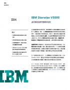 IBM Storwize V5000旨在推动创新并提高灵活性