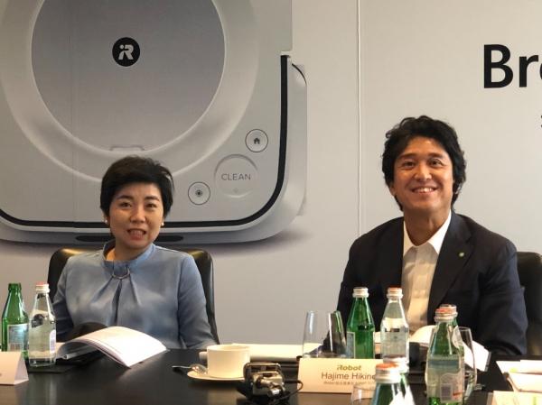 对话iRobot副总裁Hajime Hikino:该如何理解未来的智能家居?