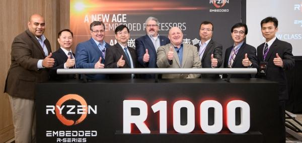 AMD发布新品锐龙嵌入式R1000:进一步扩大嵌入式产品阵营 给客户提供多样性的选择