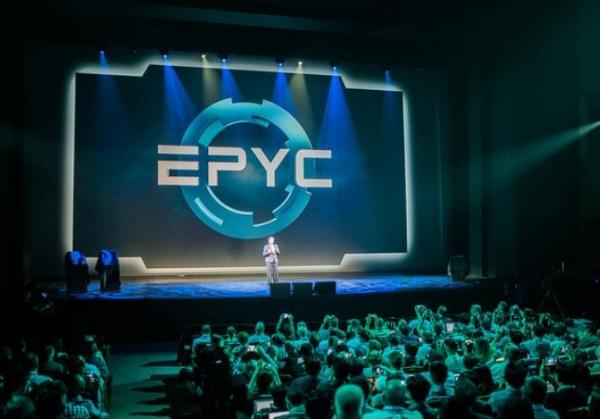 AMD发布新7纳米数据中心芯片 AWS新云实例指定Epyc CPU