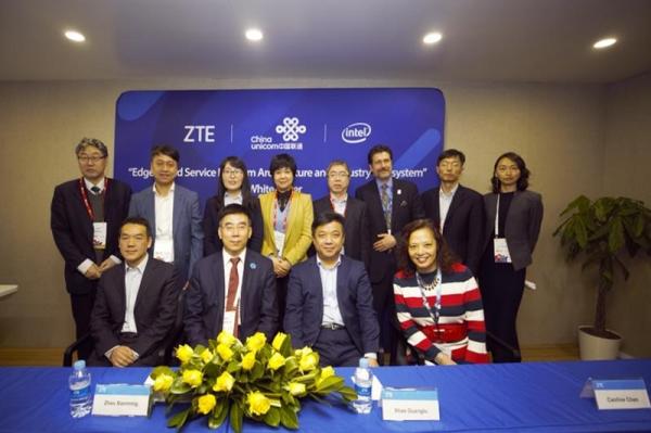 中国联通备战5G  MWC发布《Edge-Cloud平台架构及产业生态白皮书》