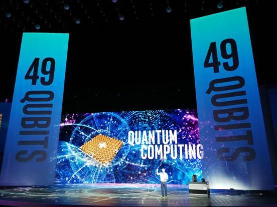 """CES 2018:英特尔公布量子计算领域的""""突破性进展"""""""