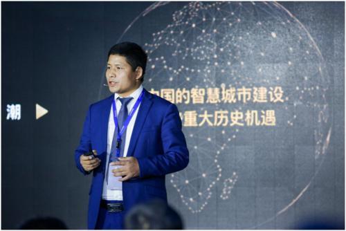 软通智慧:加持AI 使能智慧城市建设