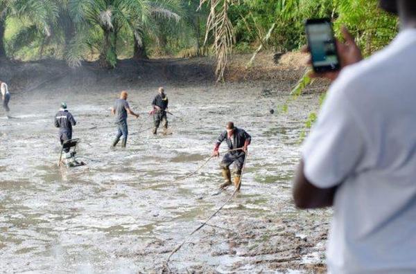如何区块链技术清理尼日尔三角洲泄漏石油
