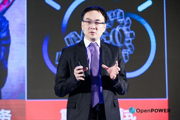 """打人工智能的""""牌"""",OpenPOWER接下来面对的仍是一场鏖战"""