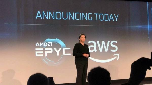 沉醉于数据中心市场 持续打造属于AMD EPYC的时代