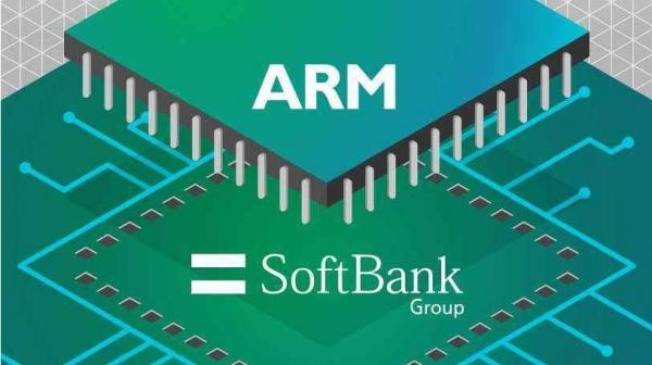 软银以7.752亿美元价码抛售半数ARM中国股份