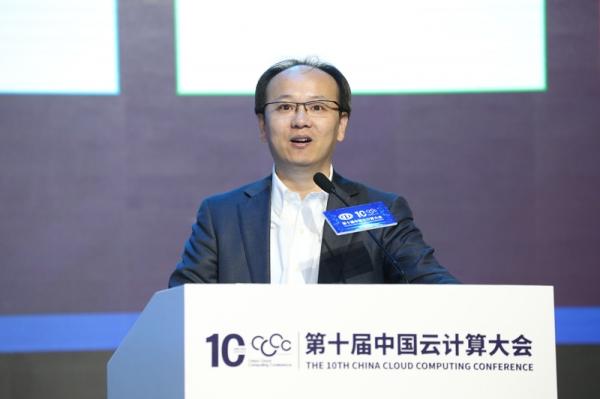 用友网络科技股份有限公司高级副总裁杜宇:数字化商业下的新企业服务