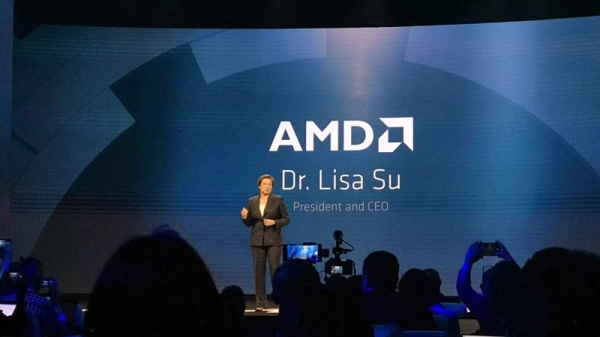 第二代AMD EPYC处理器亮相:利剑出鞘 持续冲击数据中心市场