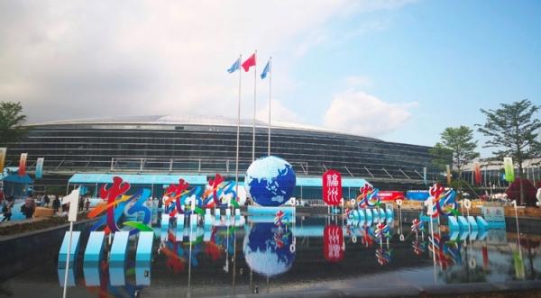 再次亮相数字中国建设峰会 华为360平米展台大秀数字平台