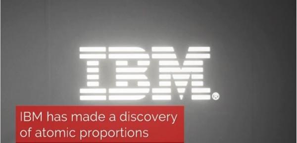 IBM取得内存计算突破 削减人工智能训练成本