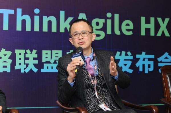 联想、英迈、Nutanix联手发力中国企业云超融合市场
