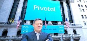 被VMware收�前夕:Pivotal公布�����F����I收增�L
