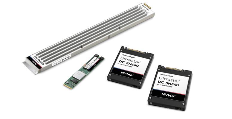 2019年96��NAND技�g�l力,西部���推出�煽���中心NVMe SSD