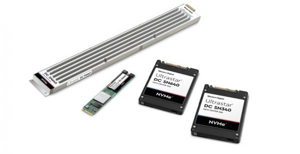 2019年96层NAND技术发力,西部数据推出两款数据中心NVMe SSD