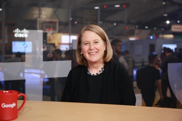 Google Cloud首席执行官谈企业创新、AI及安全