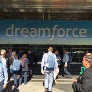 """Salesforce与Google达成战略""""首选""""合作伙伴关系"""
