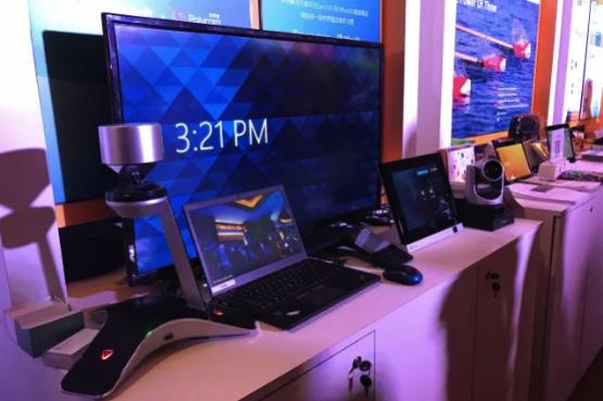 聚焦协作与融合 Polycom闪耀微软技术暨生态大会