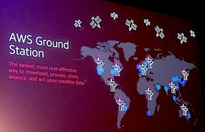 re:Invent 2018:AWS Ground Station可通过云轻松访问卫星数据